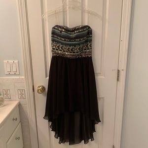 Charlotte Russe high-low party dress